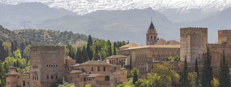 All Ways Spain – Alhambra Sierra Nevada Granada