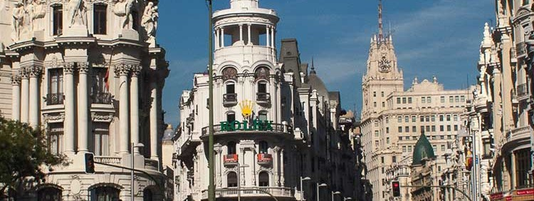 All Ways Spain – Madrid Gran Vía