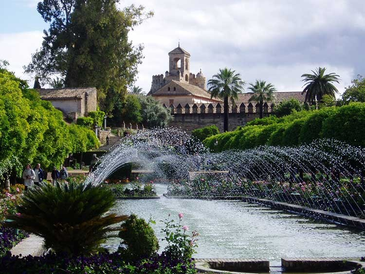 All Ways Spain – Alcazar Cordoba