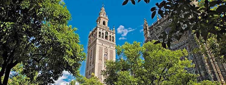 All Ways Spain – Seville Giralda Cathedral