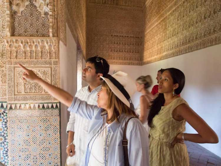 All Ways Spain – guided visits Alhambra