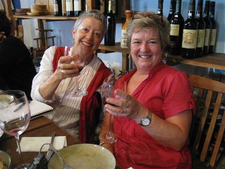 All Ways Spain – granada wine tasting