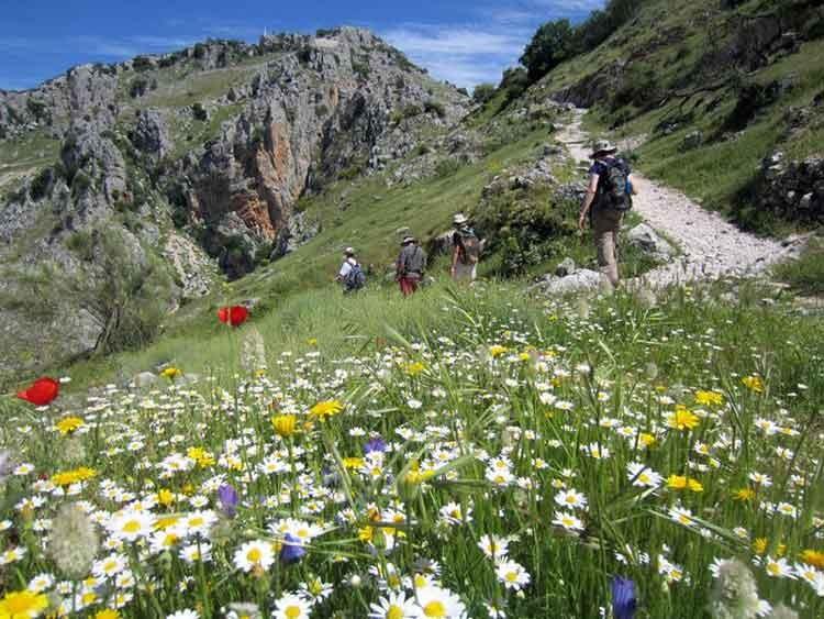 All Ways Spain – Descending to Bailon